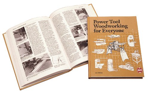 Shopsmith's 325-Page Hardbound Powerhouse of Woodworking Knowledge