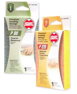 Premium Sponges Cut Much Faster Than Standard Sanding Sponges and Will Last Up To 4 Times Longer