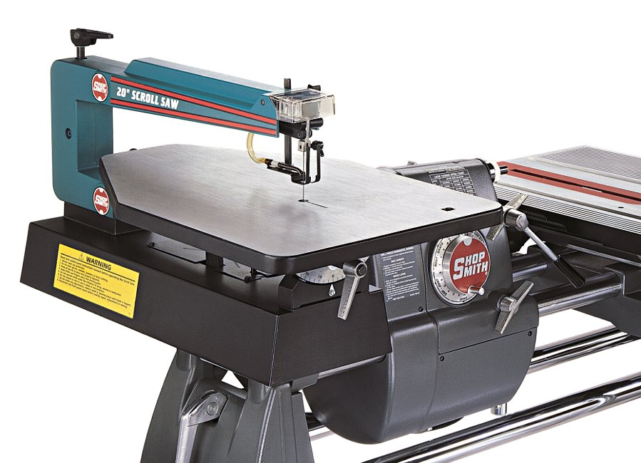 "555715 Shopsmith 20"" Scroll Saw"
