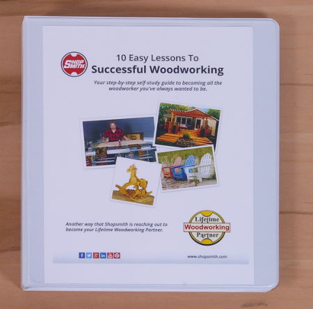 10 Easy Lessons To Successful Woodworking