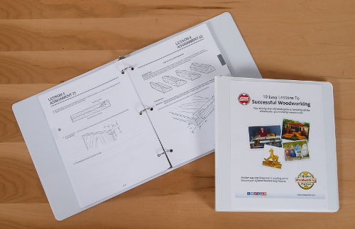 Nearly 200 Pages of Invaluable Woodworking Knowledge