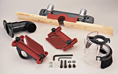 Get Precise Depth-of-Cut Control With the Shaper/Drum Sander Fence Kit