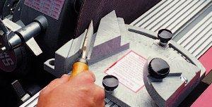 Shopsmith Sharpening Guide