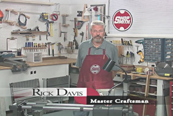 Master Craftsman, Rick Davis, has taught hundreds of Mark V Owners in Shopsmith Traveling Academies