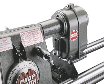 Shopsmith Speed Reducer - as slow as 100 rpm for drilling sanding or turning