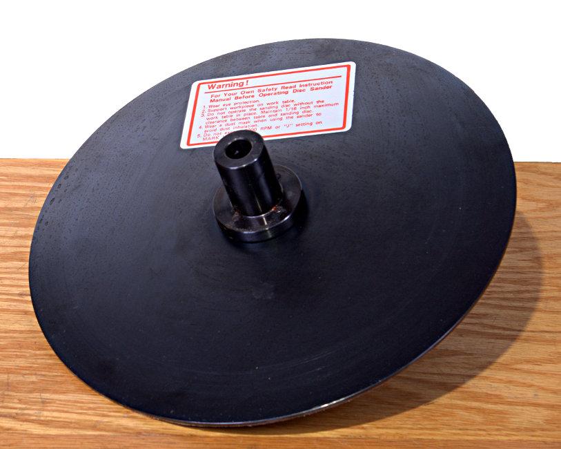 Shopsmith 12 Quot Steel Sanding Disc