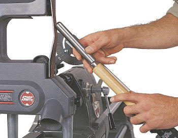 Chisel Sharpening Attachment for the Shopsmith Strip Sander
