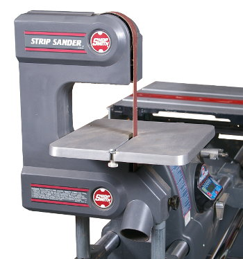 Shopsmith Strip Sander Saves Hours Of Tedious Hand Sanding