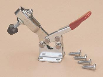 Quick-Release Toggle Clamp is the Perfect Gripper for Fixtures
