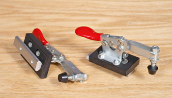 Quick-Acting Toggle Clamps For A Better Grip