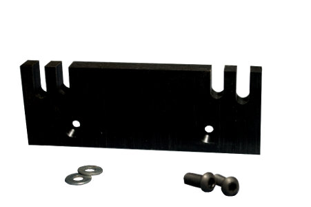 Precision Machined High-Tensile Polymer Adapter Plate