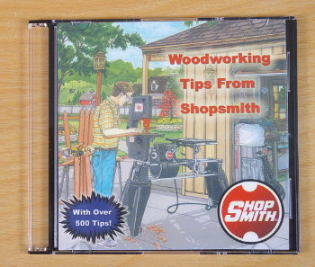 Over 500 Woodworking Tips