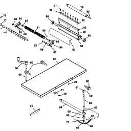 planer parts. shopsmith pro planer service parts diagram