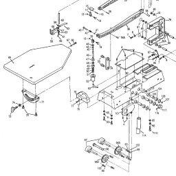scroll saw service parts diagram rh shopsmith com scroll saw parts test scroll saw parts accessories