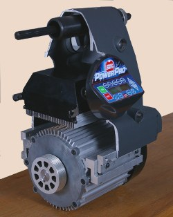 Shopsmith PowerPro Headstock with Digital Variable Reluctance Motor