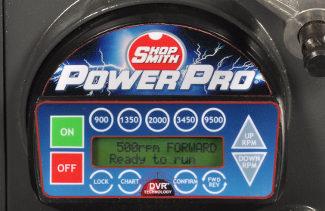 PowerPro Control Panel